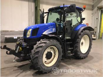 Tractor agricola New Holland TS110A: foto 1
