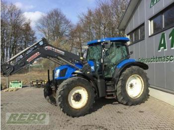 New Holland TSA 115 AEC - tractor agricola