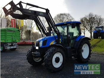 New Holland TSA 125 A 504 05 - tractor agricola