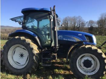 New Holland TSA 125 PLUS - tractor agricola