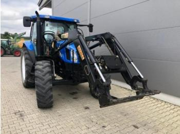 New Holland TS 100 A - tractor agricola