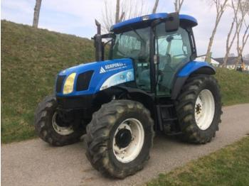 New Holland TS 100 A / Steyr Profi 4100 - tractor agricola