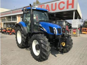 New Holland TS 100 Active Electro Command - tractor agricola