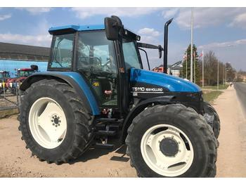 Tractor agricola New Holland TS 110