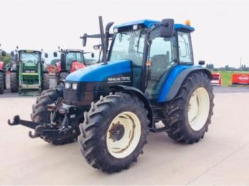 New Holland TS 110 - tractor agricola
