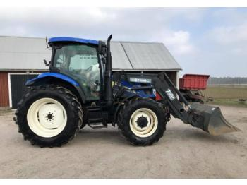 New Holland TS 110 A  - tractor agricola