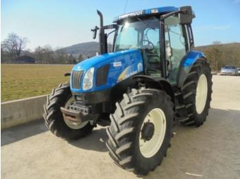 New Holland TS 110 A Plus - tractor agricola