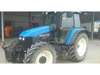 New Holland TS 115 - tractor agricola