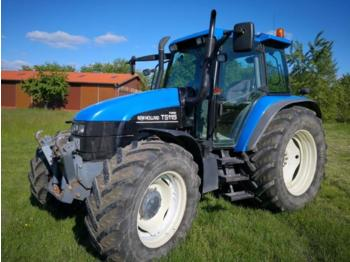 New Holland TS 115 Turbo - tractor agricola