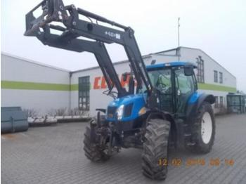 New Holland TS 125 A - tractor agricola