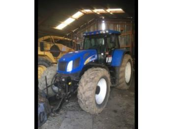 New Holland TVT195 - tractor agricola