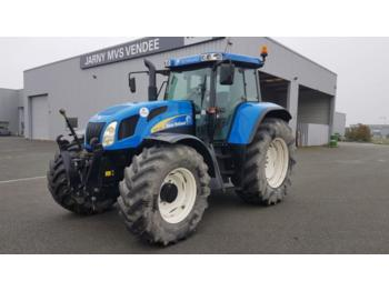 New Holland TVT 135 - tractor agricola
