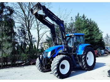 Tractor agricola New Holland TVT 170