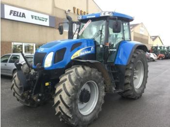 New Holland TVT 190 - tractor agricola