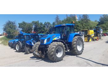 New Holland TV-T 190 Auto Command  - tractor agricola