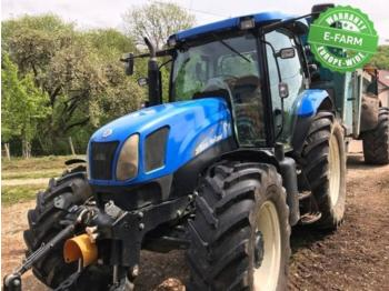 Tractor agricola New Holland T 6030 PDF AVANT