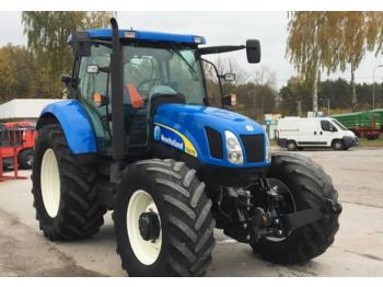 New Holland T 6070 6080  - tractor agricola