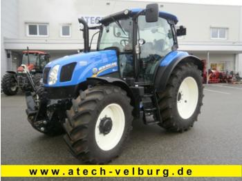 New Holland T 6.120 EC - tractor agricola