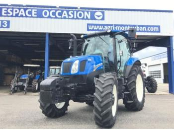New Holland T 6.140 - tractor agricola