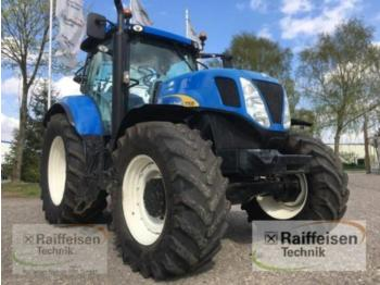 Tractor agricola New Holland T 7030