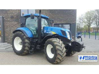 New Holland T 7040 PC - tractor agricola