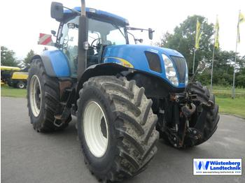 New Holland T 7050 - tractor agricola