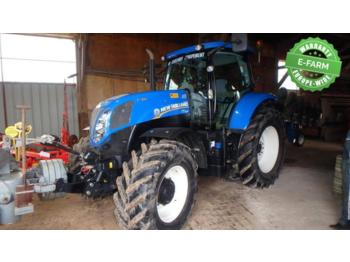 New Holland T 7 200 AC - tractor agricola