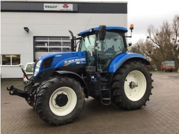 New Holland T 7.200 AutoCommand - tractor agricola