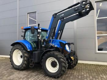 New Holland T 7.200 PC - tractor agricola