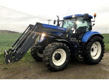 Tractor agricola New Holland T 7.210