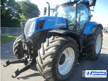 New Holland T 7.235 AC - tractor agricola