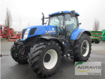 Tractor agricola New Holland T 7.250 POWER COMMAND