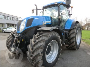Tractor agricola New Holland T 7.270 AC: foto 1