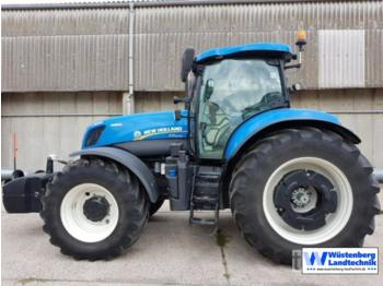 New Holland T 7.270 AC - tractor agricola