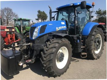 New Holland T 7.270 AUTOCOMMAND - tractor agricola