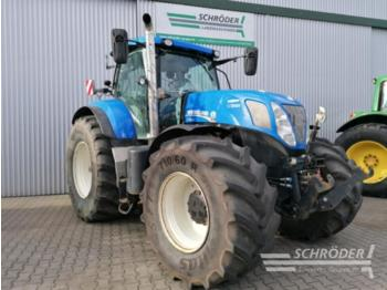 Tractor agricola New Holland T 7.270 Auto Command