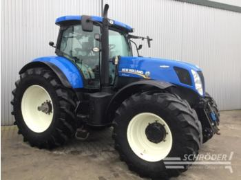 Tractor agricola New Holland T 7.270 Autocommand