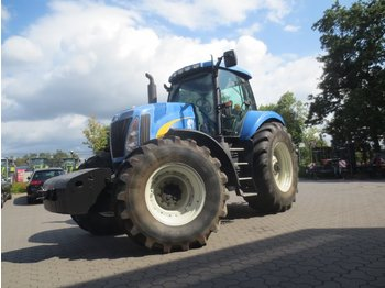 New Holland T 8010 - tractor agricola