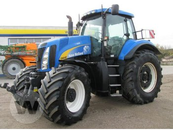 Tractor agricola New Holland T 8040