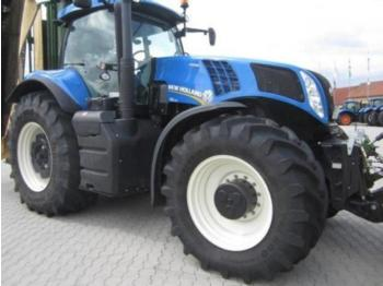 New Holland T 8.330 AC - tractor agricola