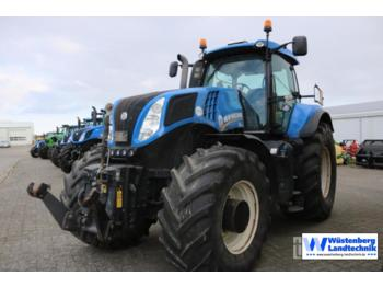 New Holland T 8.360 - tractor agricola