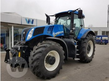 New Holland T 8.380 UC - tractor agricola