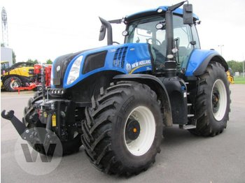 New Holland T 8.410 AC - tractor agricola