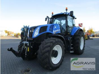 New Holland T 8.420 AUTO COMMAND - tractor agricola