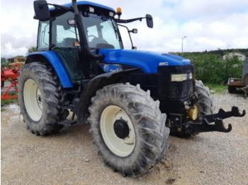 Tractor agricola New Holland marque new holland