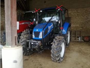 New Holland t5.95ec - tractor agricola