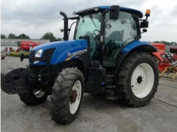 New Holland t6.120ec - tractor agricola