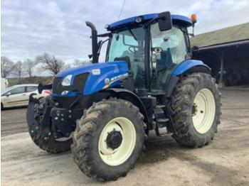 New Holland t6.140 - tractor agricola
