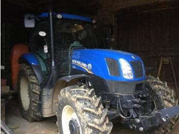 Tractor agricola New Holland t6 155