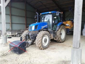 New Holland t6.165ec - tractor agricola